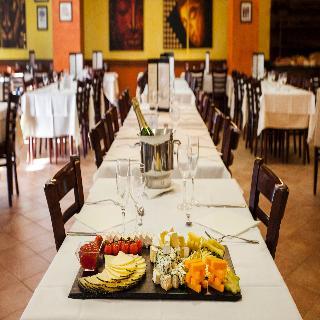 Hotansa Himalaya Soldeu - Restaurant