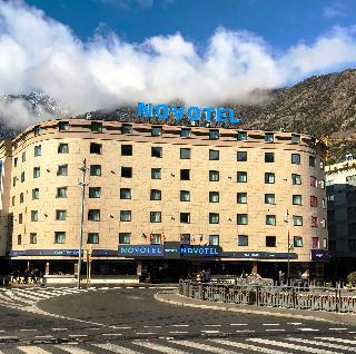 Novotel Andorra - Generell