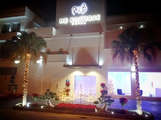 Hotels in Costa del Sol: MB Boutique hotel