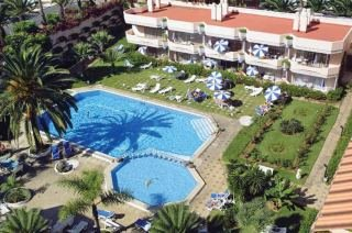 sitio web blanco grande cerca de Santa Cruz de Tenerife