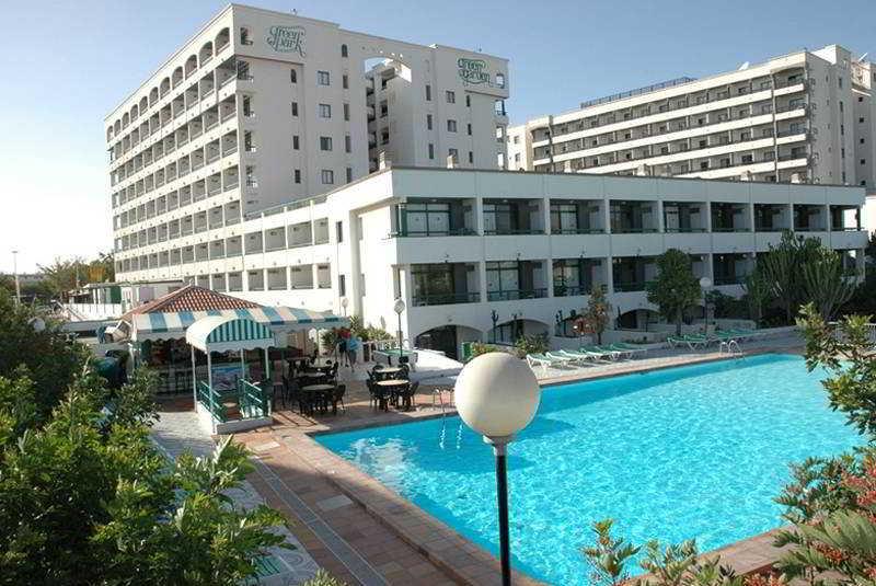 Apartamentos green park playa del ingles gran canaria - Apartamentos playa baratos vacaciones ...