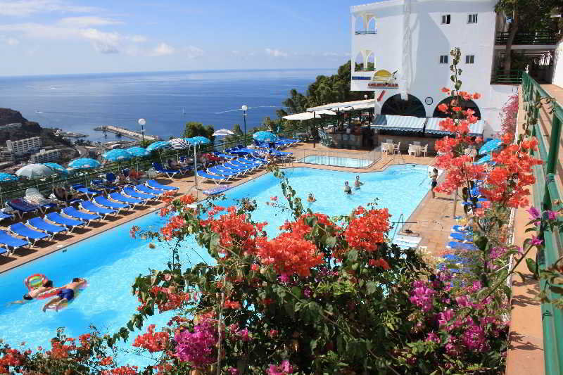 Apartamentos colina mar puerto rico gran canaria - Hoteles en puerto rico gran canaria ...