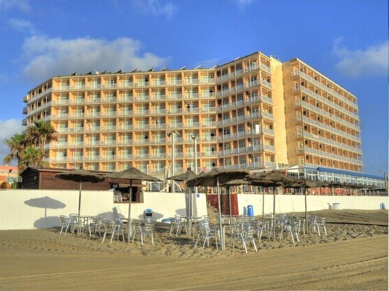 Hotels in La Manga - Costa Calida: Entremares Biobalneario Marino