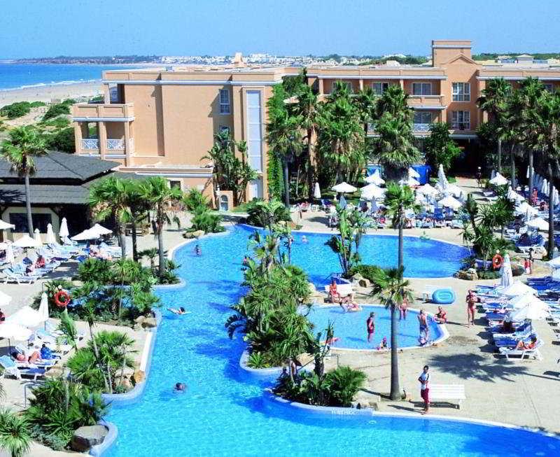 Hotel hipotels complejo barrosa chiclana sancti petri cadiz - Apartamentos chiclana ...