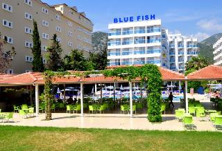 Hotels in Alanya: Blue Fish