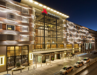 Marriott Hotel Madrid Auditorium