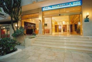 Hotels in Costa del Sol: OH Marbella Inn