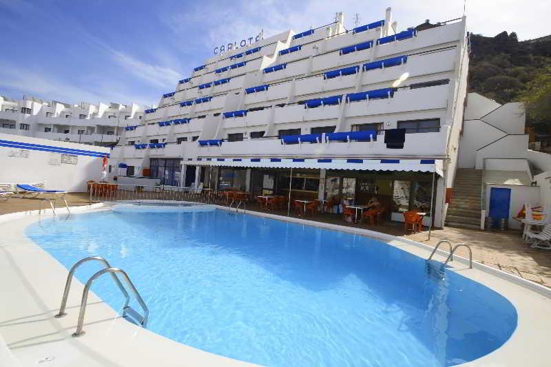 Apartamentos carlota puerto rico gran canaria - Apartamento en gran canaria ...