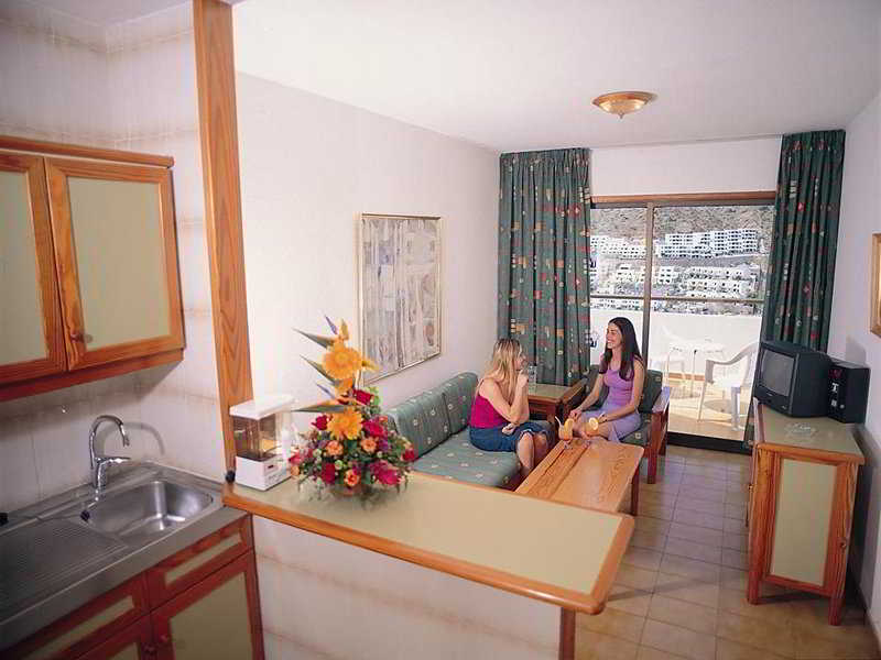 Apartamentos carlota puerto rico gran canaria - Apartamentos cumana puerto rico ...