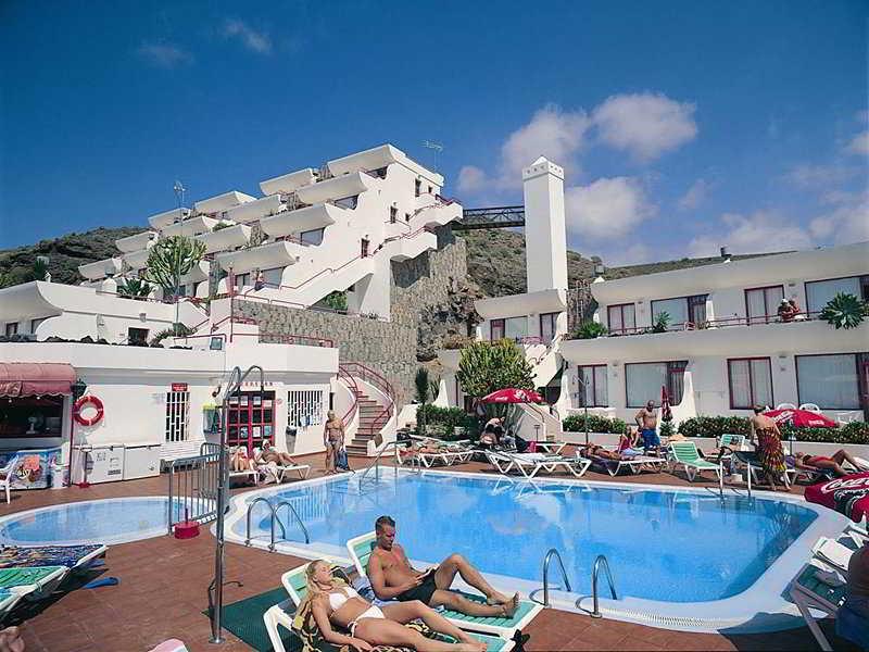 Apartamentos inagua puerto rico gran canaria - Hoteles en puerto rico gran canaria ...
