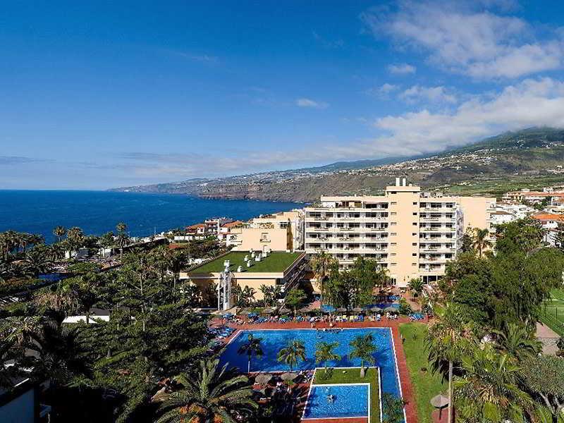 Hotel hotasa puerto resort canarife palace puerto de la cruz tenerife - Hotel canarife palace puerto de la cruz ...