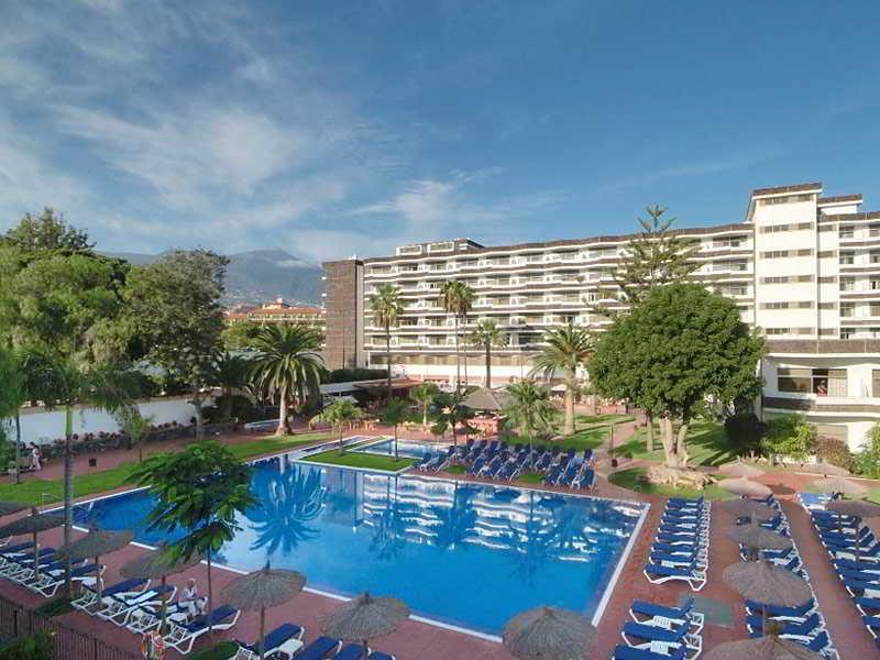 Hotel hotasa puerto resort bonanza y canarife palace puerto de la cruz tenerife - Hotel canarife palace puerto de la cruz ...