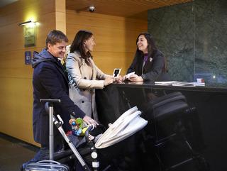 Golden Tulip Andorra Fenix Hotel - Diele