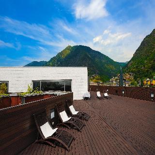 Golden Tulip Andorra Fenix Hotel - Terrasse
