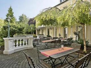 Holiday Inn Vienna City - Terrasse