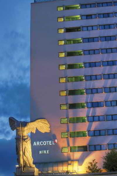 Arcotel Nike Linz - Generell