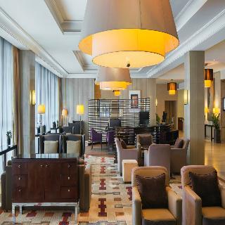 Sheraton Brussels Hotel - Diele