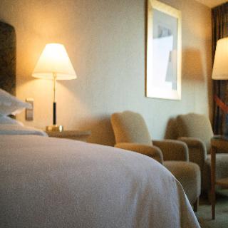 Sheraton Brussels Hotel - Zimmer