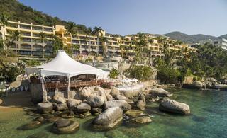 Camino Real Acapulco Diamante, Zona Diamante