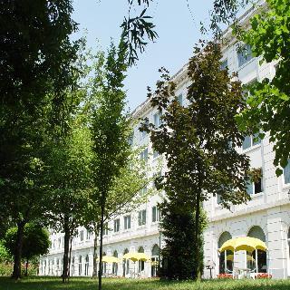 Husa President Park - Terrasse