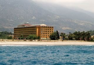 Hotels in Alanya: Sunshine Hotel