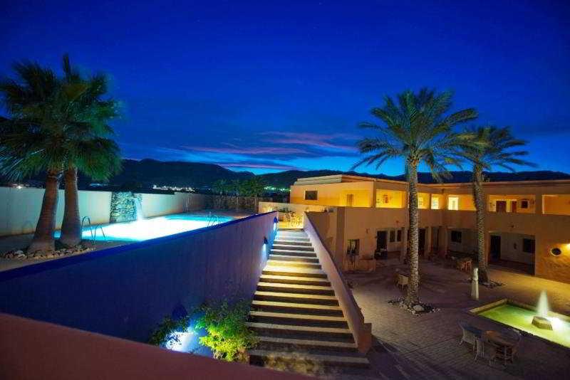 Hotel de naturaleza rodalquilar spa cabo de gata cabo de gata almeria - Hotel los patios almeria ...