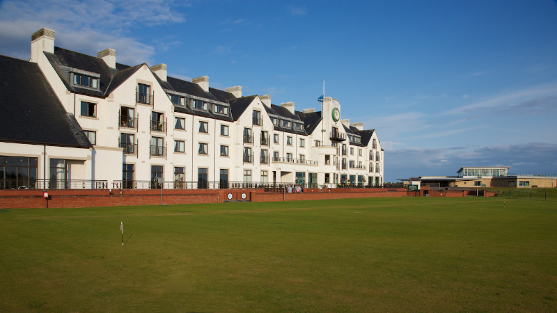 The Carnoustie Golf Hotel