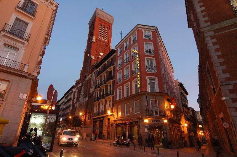 Hotel Plaza Mayor Puerta Del Sol Plaza Mayor Madrid Ciudad
