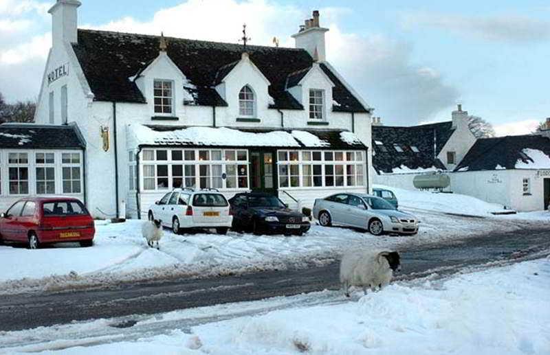Hotels in Isle of Skye: Eilean Iarmain Hotel