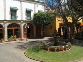 Hotels in Guanajuato: Parador San Javier