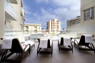 Hotels in Costa del Sol: El Tiburón Hotel Boutique