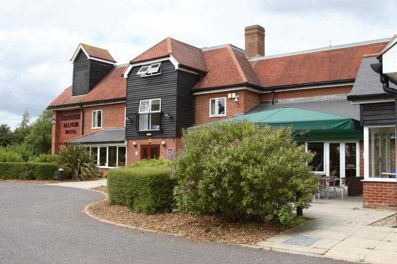 Hotels in London: Best Western Stansted Manor