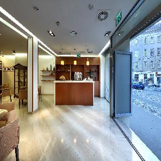 Exe Vienna Hotel - Diele