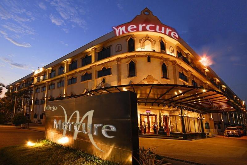 Mercure Vientiane - Generell
