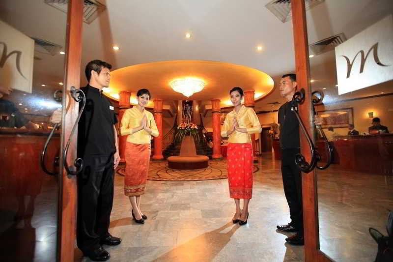 Mercure Vientiane - Diele