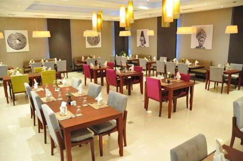 Mercure Vientiane - Restaurant