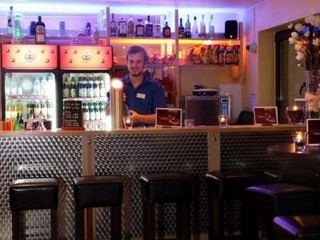 A&O Hamburg Reeperbahn - Bar