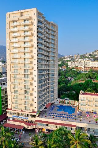 Hotels in Acapulco: Romano Palace Acapulco Hotel