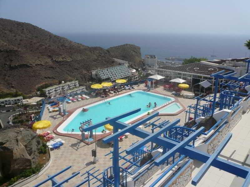Apartamentos aquasol puerto rico gran canaria - Hoteles en puerto rico gran canaria ...