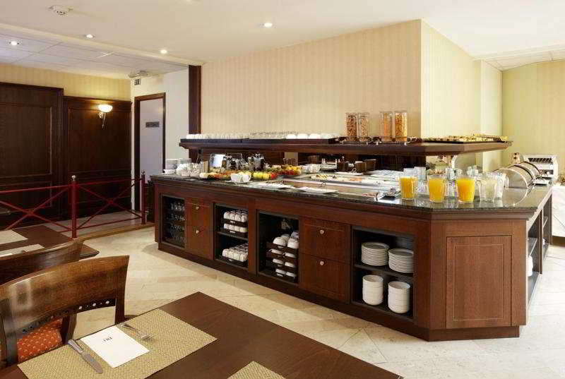 NH Gent Sint Pieters - Restaurant