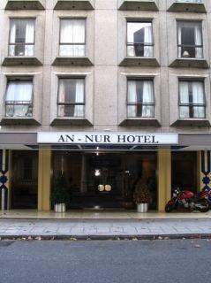 Hotels in London: An-nur