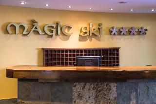 Magic Ski - Diele