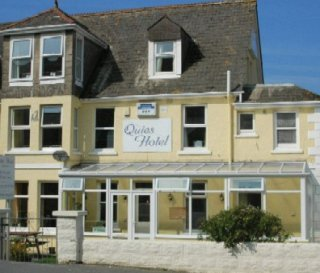 Hotels in Newquay: Quies