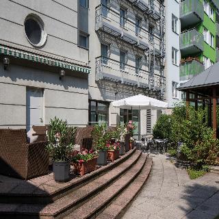 Austria Trend Hotel Lassalle - Terrasse