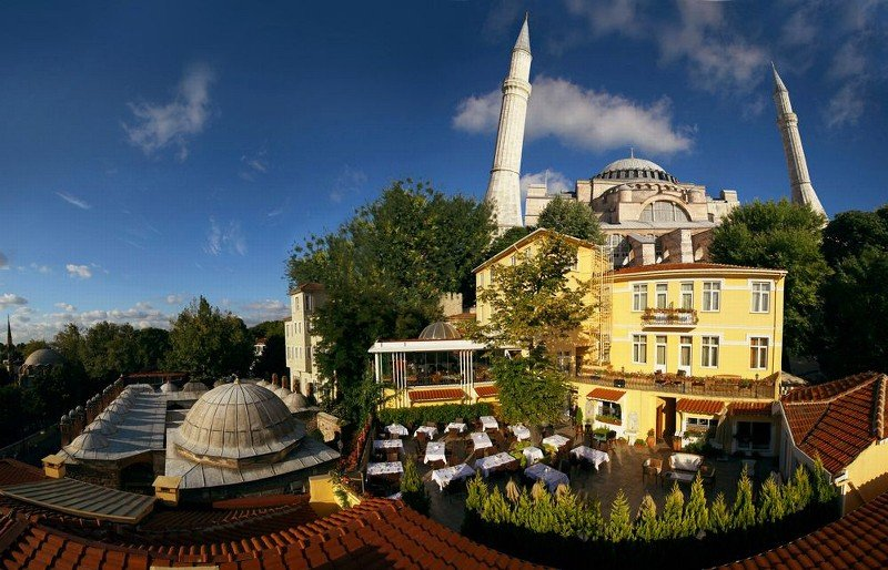 Ottoman Hotel Imperial Istanbul