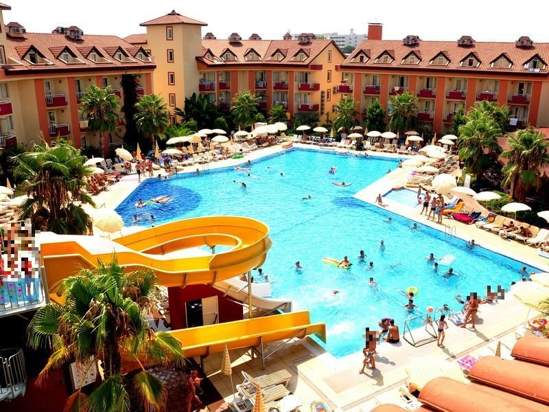 Orfeus Park Hotel Buchen