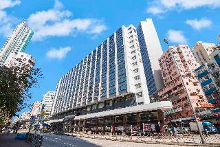 Hotels in Hong Kong: Metropark Mongkok