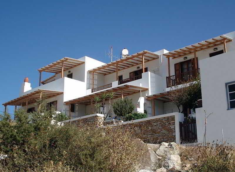 Hotels in Milos: Margarita