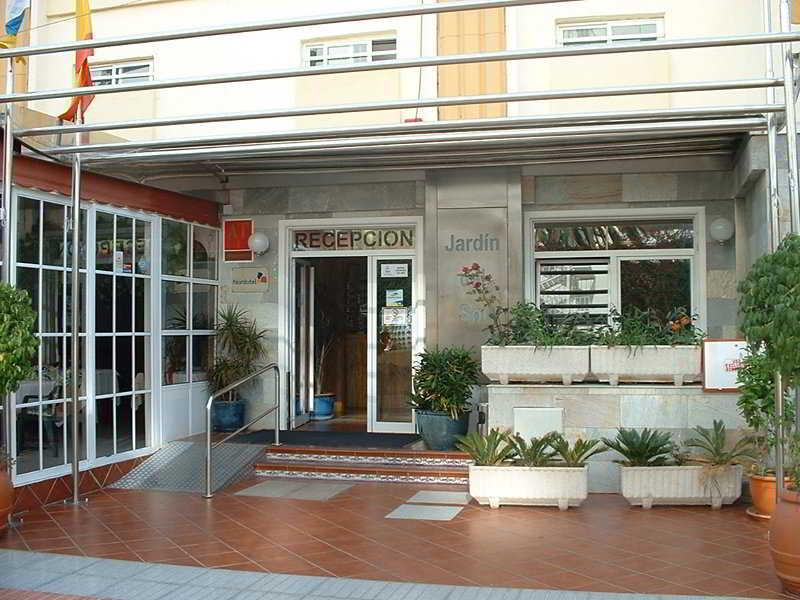 Apartamentos jardin del sol hotel playa del ingles for Bungalows jardin del sol playa del ingles
