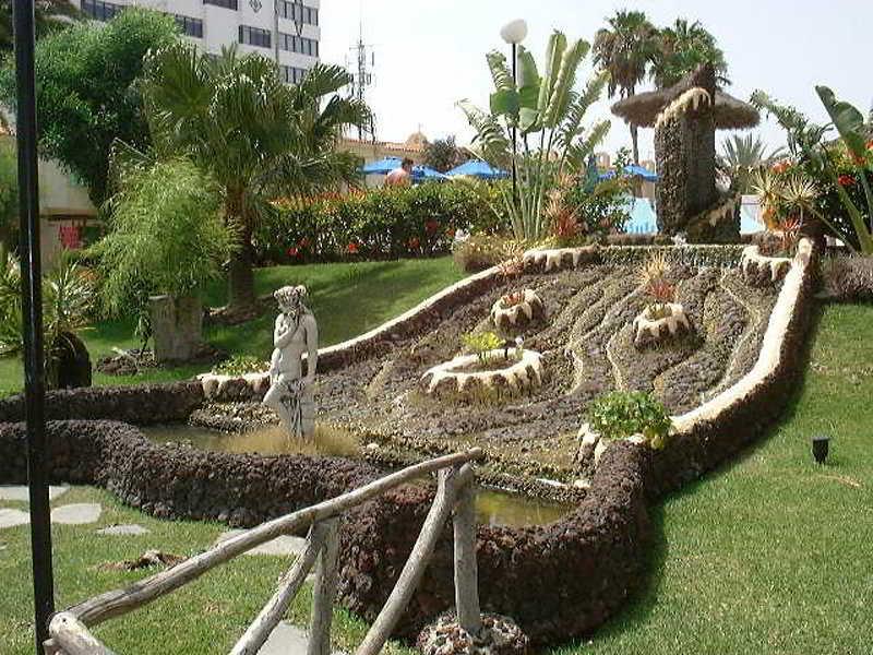 Apartamentos jardin del sol hotel playa del ingles for Jardin ingles
